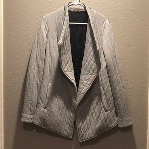 RACHEL Rachel Roy Jackets & Coats - grey jacket